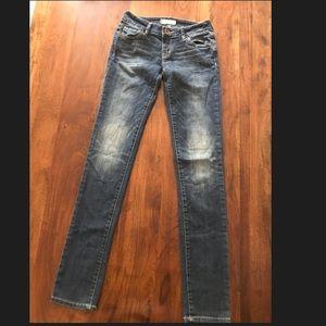 Bullhead size 0 Dark Blue Jean